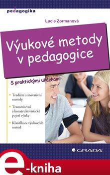 Obálka titulu Výukové metody v pedagogice