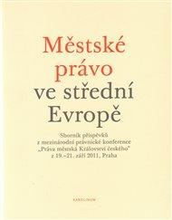 Městské právo ve střední Evropě