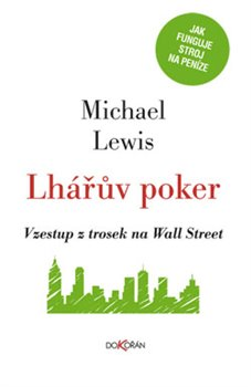 Obálka titulu Lhářův poker
