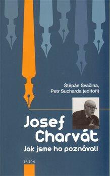 Obálka titulu Josef Charvát