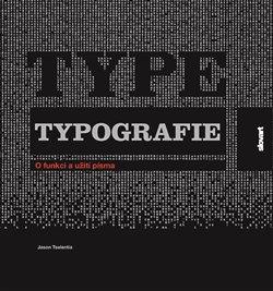 Obálka titulu Typografie písma