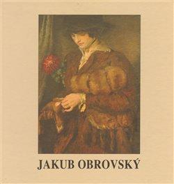 Obálka titulu Jakub Obrovský