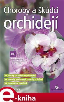 Obálka titulu Choroby a škůdci orchidejí