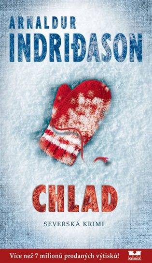 Chlad:Severská krimi - Arnaldur Indridason   Booksquad.ink