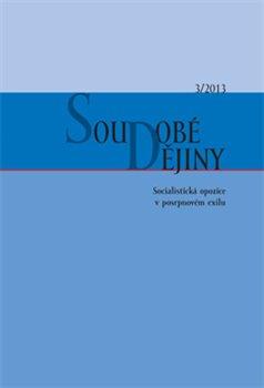 Obálka titulu Soudobé dějiny 3/2013