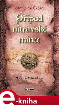 Obálka titulu Případ nitravské mince