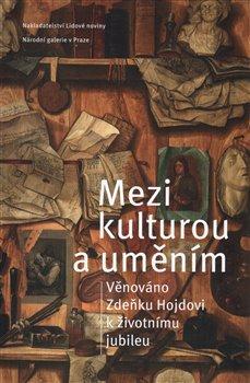 Obálka titulu Mezi kulturou a uměním