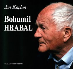 Obálka titulu Bohumil Hrabal