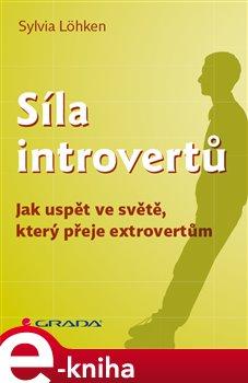 Obálka titulu Síla introvertů