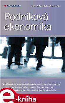 Obálka titulu Podniková ekonomika