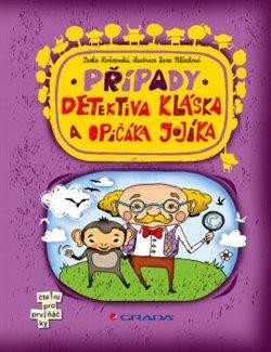 Obálka titulu Případy detektiva Kláska a opičáka Jojíka