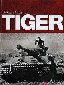 Obálka titulu Tiger