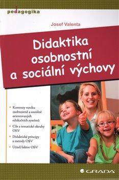 Obálka titulu Didaktika osobnostní a sociální výchovy