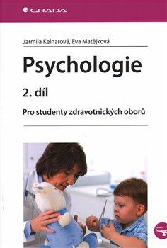 Obálka titulu Psychologie 2. díl
