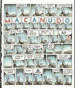 Obálka titulu Macanudo 5