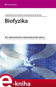 Obálka titulu Biofyzika