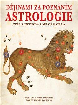 Obálka titulu Dějinami za poznáním astrologie