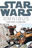 Star Wars: Vyslanci a zabijáci (Omnibus) - obálka