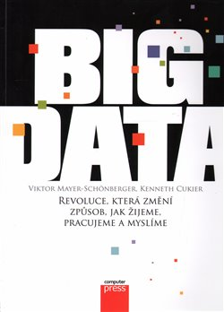 Obálka titulu Big Data