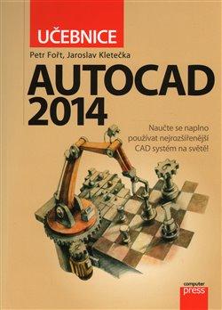 Obálka titulu AutoCAD 2014: Učebnice