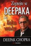 Obálka knihy Zeptejte se Deepaka na lásku a vztahy