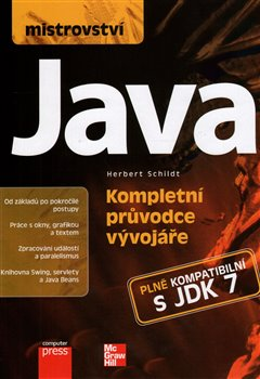 Obálka titulu Mistrovství - Java