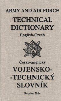 Obálka titulu Vojensko - technický slovník