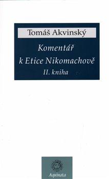 Obálka titulu Komentář k Etice Nikomachově