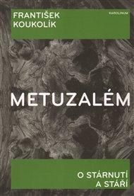 Neuropatolog doktor Koukolík odpovídá na několik otázek OKA, které se týkají jeho poslední knihy Metuzalém (O stárnutí a stáří).