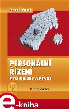 Obálka titulu Personální řízení