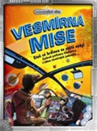 Vesmírná mise:Dobrodružná věda - Dan Green   Booksquad.ink