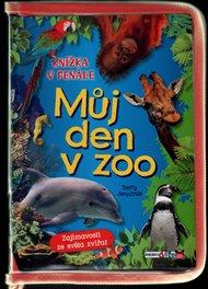 Můj den v zoo - knížka v penále