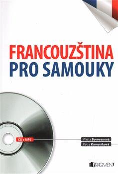 Obálka titulu Francouzština pro samouky + CD s MP3