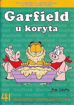 Obálka titulu Garfield 41: Garfield u koryta