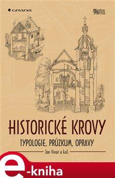 Obálka titulu Historické krovy