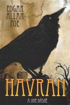 Obálka titulu Havran a jiné básně