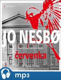 Červenka, mp3 - Jo Nesbo