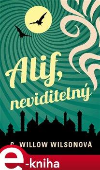 Obálka titulu Alif, neviditelný