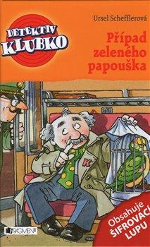 Obálka titulu Detektiv Klubko - Případ zeleného papouška