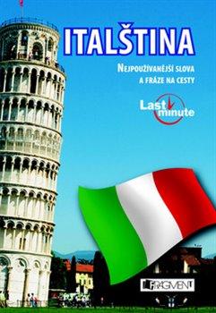 Obálka titulu Italština - Last minute