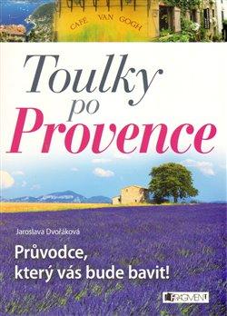 Obálka titulu Toulky po Provence