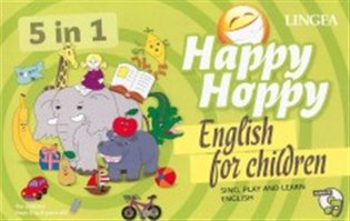 Happy Hoppy:English for children - -   Booksquad.ink
