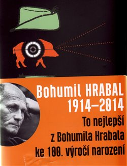 Obálka titulu Komplet-Bohumil Hrabal 1914-2014