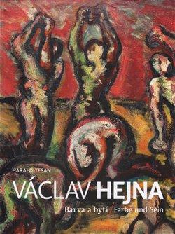 Obálka titulu Václav Hejna