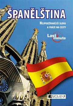 Obálka titulu Španělština last minute