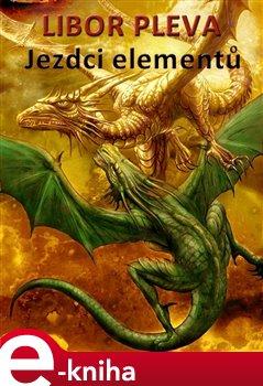 Obálka titulu Jezdci elementů - Zkouška živlů