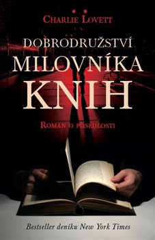 Obálka titulu Dobrodružství milovníka knih