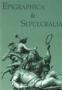 Obálka titulu Epigraphica & Sepulcralia 4