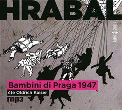 Obálka titulu Bambini di Praga 1947