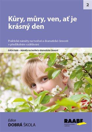 Kůry, můry, ven, ať je krásný den:praktické náměty na tvořivé a dramatické činnosti v předškolním vzdělávání 2 - Hana Švejdová | Booksquad.ink